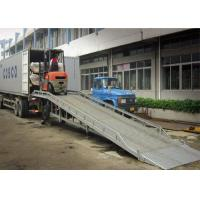 Buy cheap Load and unload ramp mobile yard ramp 8tons from wholesalers