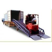 Buy cheap Load and unload ramp container unloading equipment 10tons from wholesalers
