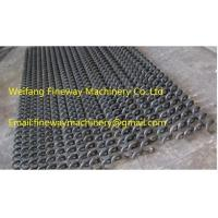 continuous spiral blade/helical blade