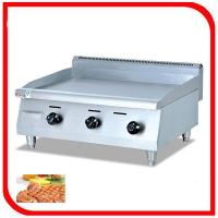 Buy cheap Gas griddle(flat plate) CE04021011 from wholesalers