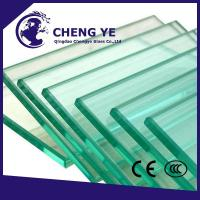 Buy cheap Good Quality 3-19mm Tempered Glass Toughened Glass Price With CE/CCC/ISO from wholesalers