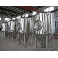Buy cheap Stainless Steel Wine Fermentation Tank, Conical Fermenter 10 Bbl from wholesalers