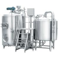 Stainless Steel Brewing Equipment