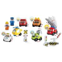 Buy cheap Boy Toys Truck With Doll from wholesalers