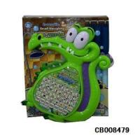 Buy cheap Baby Toys Crocodile cartoon English learning machine from wholesalers