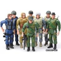 Assembly Soldier Figure Models Promotional Gifts 8 figure