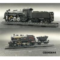 Buy cheap Tiny Steam Train Model Finger Assembly Toys Promotional Gifts mini models from wholesalers
