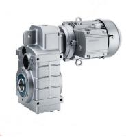 Buy cheap SIEMENS Parallel Shaft Helical Geared Motor from wholesalers