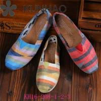 Buy cheap 2016 Fabric Latest Girls Casual Canvas Shoes from wholesalers