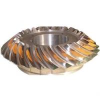 Grille Shaving Spiral Bevel Gear of Hard Face