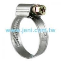 Buy cheap Hose Clamp JN-ZCW2-Zebra Hose Clamp from wholesalers