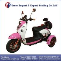 Buy cheap 800W Three Wheel Electric Scooter from wholesalers