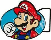 Buy cheap Accessories Nintendo: It's Mario Belt Buckle BB141481NTN from wholesalers
