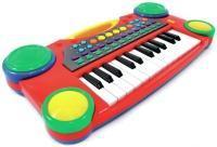 Buy cheap Childrens Electronic Keyboard 16 in from wholesalers