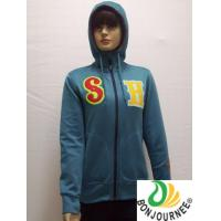 Buy cheap JACKETS WOMAN ANTI-BACTERIAL BRISTLE HOODED JACKET ModelBJ-17008 from wholesalers