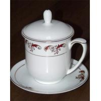Buy cheap Ceramic Tea Mug with Lid from wholesalers