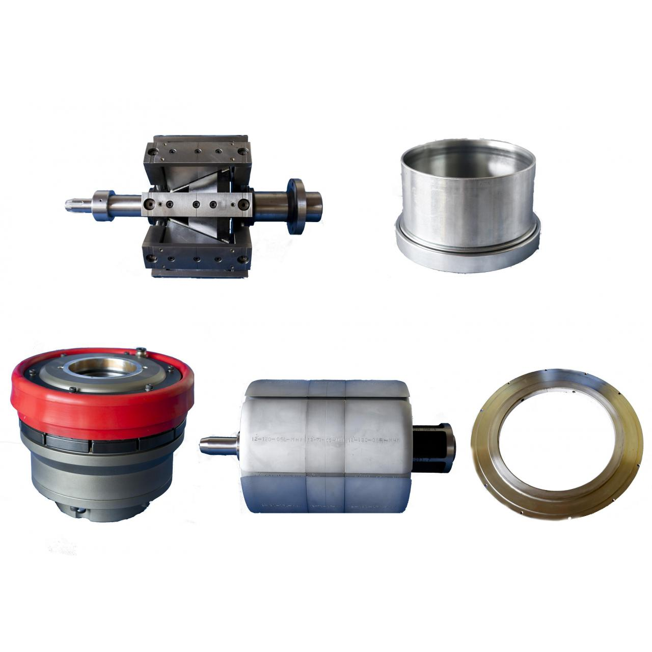 Building Drums/ Toolings for Building Machine