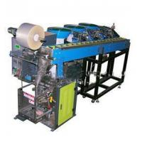 Automatic packing machine for screw hardware fittings