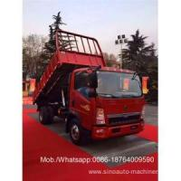 Buy cheap 180hp Four Cylinder Light Duty Commercial Trucks from wholesalers
