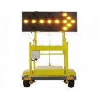 Buy cheap MU-54101Solar Traffic Arrow Trailer from wholesalers
