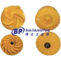 Buy cheap Interchangeable warman slurry pump impeller from wholesalers
