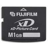 Buy cheap HS-Fuji 1GB xD Picture Card Type M Memory Card from wholesalers