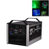 Buy cheap Nightclub Bar Series 10W Performance of Curtain Laser System from wholesalers
