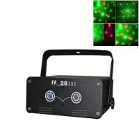 Buy cheap Party Series M-28 RG Patterns laser light M-28 RG Patterns laser light from wholesalers