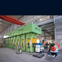 3200T 8 Stations trasfer presses with automatic transfer system
