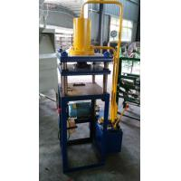 Buy cheap Mud filling Machine for fireworks tube(one cake at one time) product