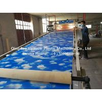 PVC Stone Plastic Artifical Marble Sheet Extrusion