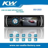 Car MP5 Player KV353