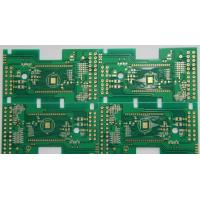 Buy cheap Double-layered PCB with Green Solder-mask, immersion gold, 1 to 24 Layers from wholesalers