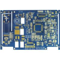 Buy cheap Immersion gold double layers FR-4 electronic PCB from wholesalers