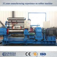 Buy cheap China 2 Roll Mixing Mill for Rubber with Certification from wholesalers