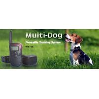 Buy cheap Wellturn 738 300m Remote 2 Dog Training E Collar product