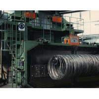 Buy cheap Wire Rods and Coils Shot Blasting Machine from wholesalers
