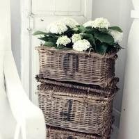 Buy cheap Handmade Wicker Storage Basket from wholesalers
