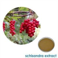 Buy cheap free sample Schisandra extract 10:1 from wholesalers