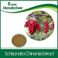 Buy cheap gmp certificate schisandra berry extract 10:1 from wholesalers