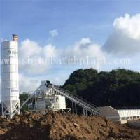 Buy cheap 60 Ready Mixed Cement Concrete Plant product