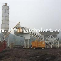 Buy cheap 75 Wet Removable Concrete Batching Plant from wholesalers