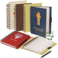 Buy cheap Recycled Spiral Notebooks from wholesalers