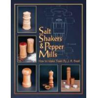 """Turning """"Salt Shakers and Peppermills - How to Make Them"""""""