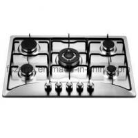 Appliance Built in Gas Hob Kitchen Cooker Stainless Ste