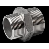 Buy cheap Stainless Screwed Pipe Fittings REDUCER HEX NIPPLE from wholesalers