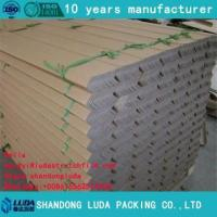 Buy cheap High Strength Wood Strength Paper Angle Board/Corner Protector/Pallet Corner Protector from wholesalers