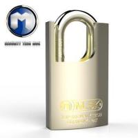 Buy cheap MOK@36/50GT 50mm Chrome Plated Brass Padlock Hardened Close Shackle from wholesalers