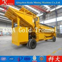 Buy cheap 150-200t/h Gold Mining Trommel Screen from wholesalers