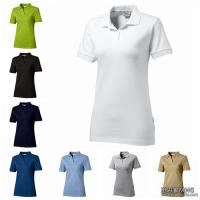 Buy cheap Apparel & Clothing AP1004100% Cotton Ladies Polo from wholesalers